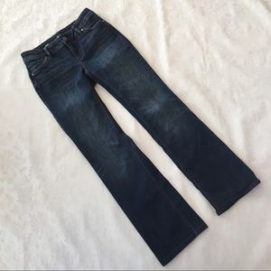 WHite House Black Market BT Jeans